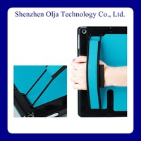 protective high quality cover leather baseus case for ipad air stand