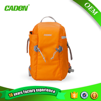 Caden Lightweight fashion stylish photography camera bag photo backpack