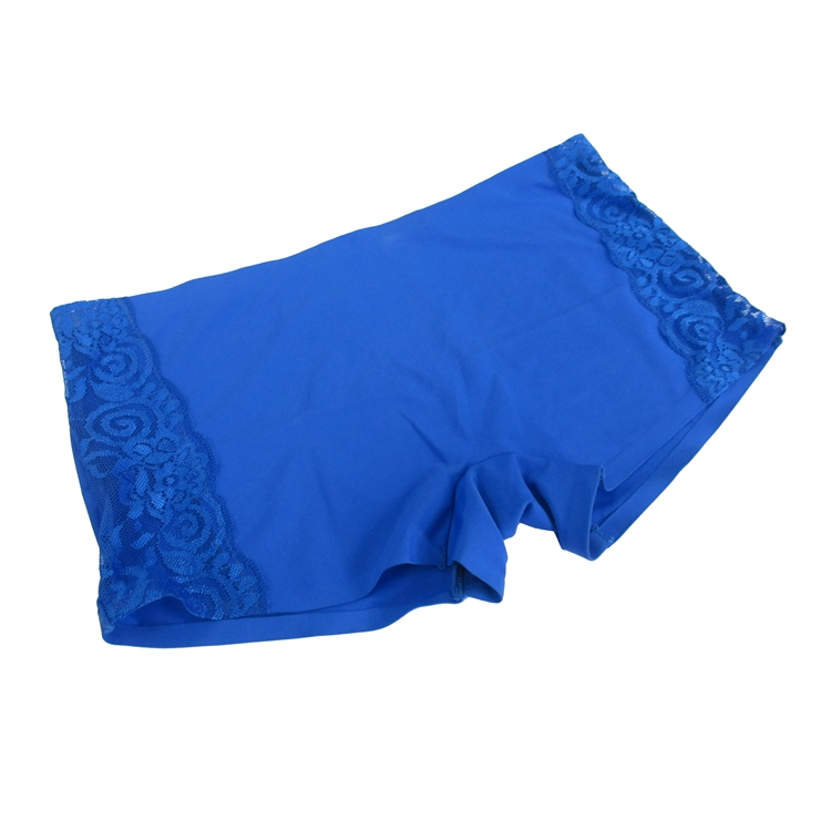 Latest designs hot stylish blue women used panties