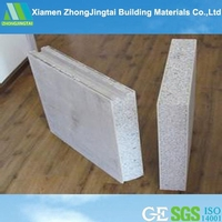 2015 xiamen ZJT New style energy saving high qality Strong hanging force wall tile panels