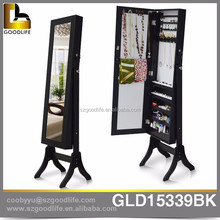 Made in china wooden mirror cabinet Exports to Chile
