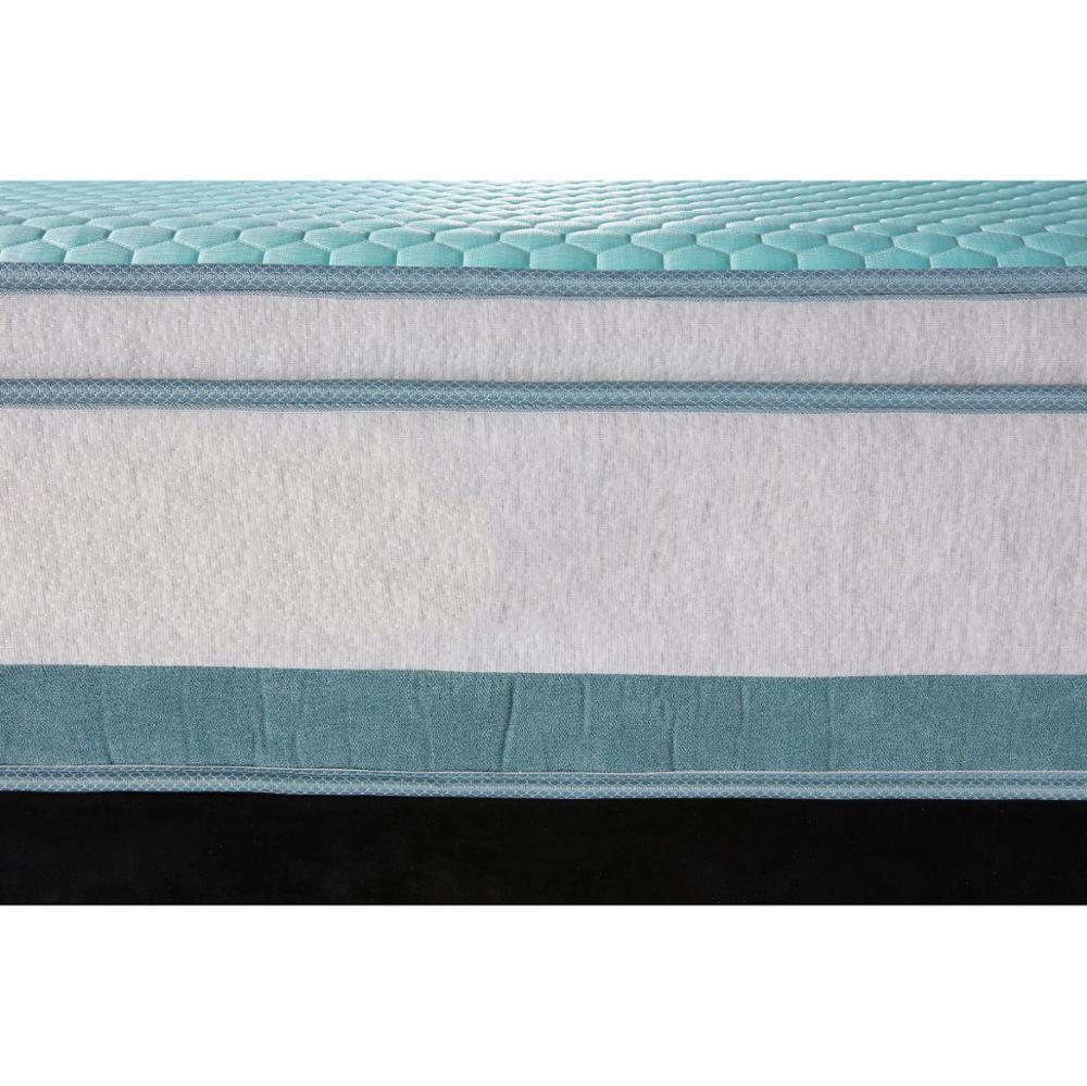 Euro Top Compress Bedroom Sleepwell Latex Ice Silk Fabric Mattress - Jozy Mattress | Jozy.net