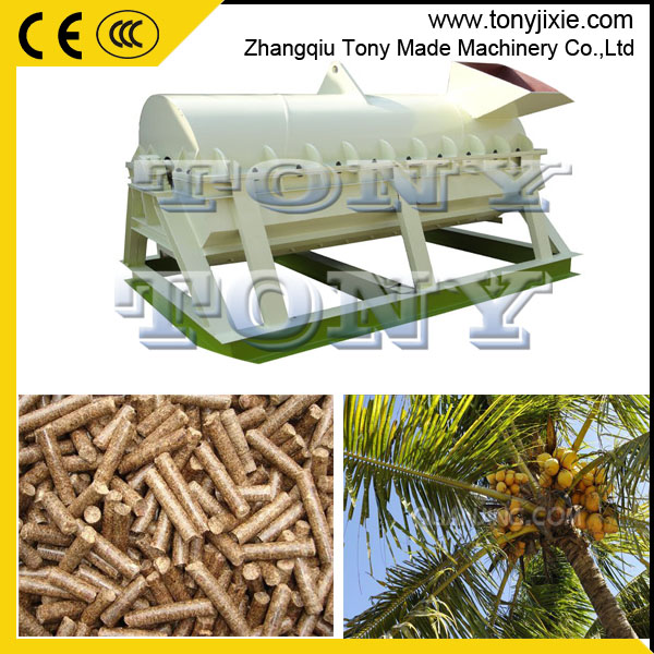 Hot Sale Palm Empty Fruit Bunches/Coconut Shell/EFB Making Machine
