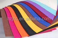 Make-to-order color needle punched polyester nonwoven felt wholesale