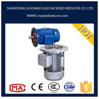 China Guomao Y2 series AC 3 phase ys7124 motor Ac three phase three phase ac induction slip ring ms motor