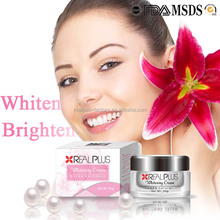 Oem Service Fast Effect Moisturize Saffron Strong Whitening Face Cream For Dark Spot