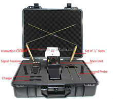 High Quality Gold Detector Diamond Detector Remote Gold Machine Pro-5050 High Depth Ground Metal Detector