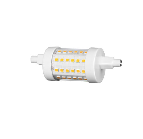 8w 14w dimmable Aluminum+plastic high lumen <strong>led</strong> R7S tube