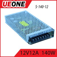 Hight quality constant voltage ac dc 12v 140 watt switch power supply