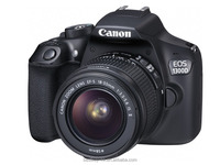 Canon EOS 1300D DSLR Camera with EF-S18-55 IS II F3.5-5.6 Lens