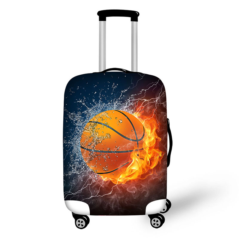 217 New Sublimation Custom Luggage Protective Covers