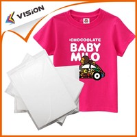 175gsm light color a3 T-shirt Transfer paper for pure cotton