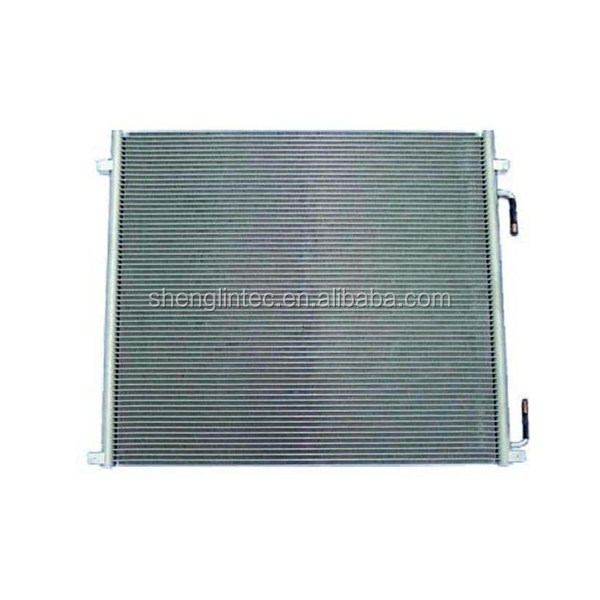High quality microchannel heat exchanger for car system