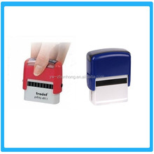 Square Self inking Rubber Stamp
