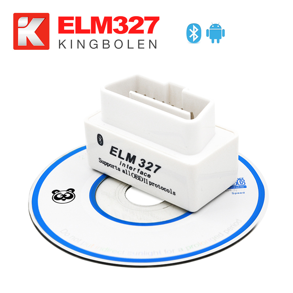 TOP Quality SUPER MINI ELM327 Bluetooth ELM 327 V1.5 Smart Diagnostic Interface ELM 327 Wireless Scan Tool