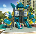 KAIQI classic Robot Series KQ50062A China children special feature popular outdoor playground equipment