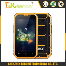 "No.1 M2 Rugged IP68 Waterproof Smartphone Dustproof Shockproof Quad Core Android 5.0 4.5"" IPS 1GB+8GB 13MP Dual SIM Mobile Phone"