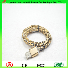 Low Voltage 5V 2.0A Current Micro Data Transfer Usb Cable for Iphone 5 5s 6 Plus
