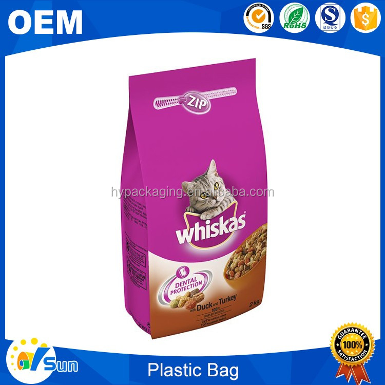 Good Selling Products Food Packing Use Custom Size Water-proof Resealable Foil Lined Bag