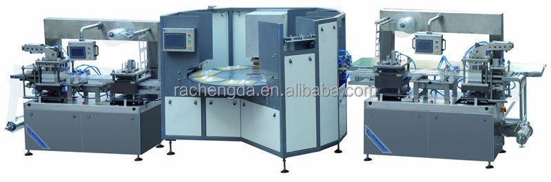form fill seal blister machine
