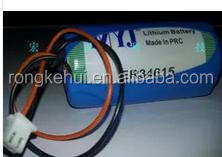 Battery EVE 3.6V 19Ah size:D ER34615