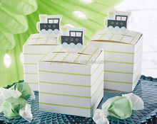 2016 Just Arrival Baby Shower Precious Cargo Train Favor Box