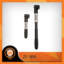 Promotional hand air pump/6 inch Manual Air Pump for balls and inflatable toys ZF009