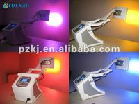 7 lights portable pdt acne skin care device PZ303