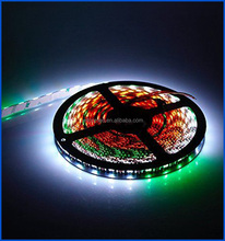 Full color 020 RGB side viewing led strip light with ce rohs
