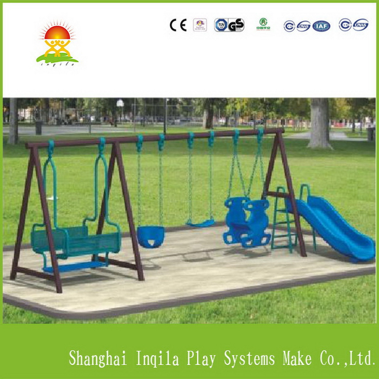 Contemporary Crazy Selling kids metal swing set