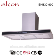 SAA CE CB GS Approved Wall Mount 90cm Stainless Steel New Design Cooker Hood