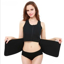 Factory Price OEM Good Quality Body Shaper vest neoprene Waist Trainer