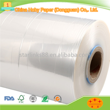 High Quality Polyolefin Film Roll for Food Packaging film