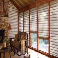 Home decor shangri-la blinds from China factory