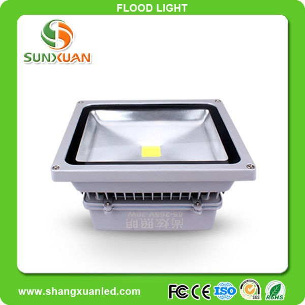 SunXuan led flood light outdoor rotating color led light