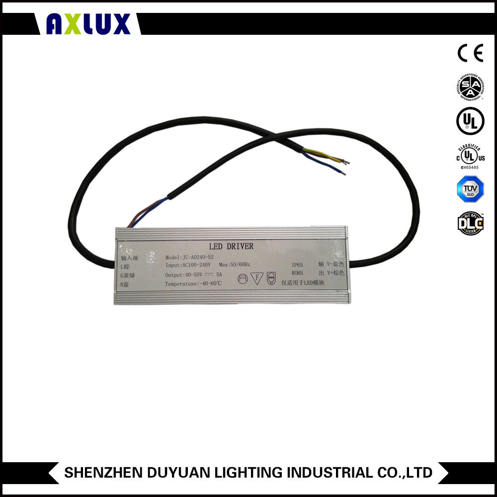 320W outdoor led power supplyLED constant current drivers power supply IP65 UL TUV CE SAA PSE 20W