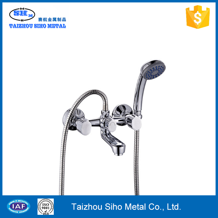 SIHO 01 single handle basin faucets 2-way basin water faucet bathroom plumbing fixtures