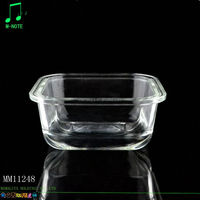 285ml top selling new product special microwave glass fresh set