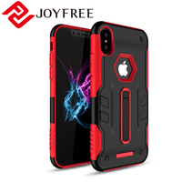 Tpu+Pc Multi-Function Cell Phone Case Mobile Phone Cover For Iphone 8 Plus X