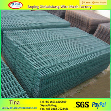 wire mesh fence for boundary wall, galvanized wire mesh fence