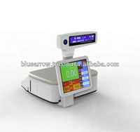 Label Printing Scale + POS