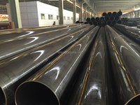 Lowest Price/Top quality/diameter 30cm round tube steel pipe