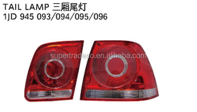 USE FOR VW PARTS (JETTA IV BORA CROSS )TAIL LAMP OEM: 1JD945093