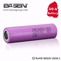 with Guarantee Samsung 30Q li-ion 3000mah 18650 3.7v battery