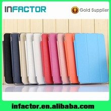 Fold Stand PU Leather Tablet Case For Lenovo A3500 case A7-50