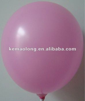 large!thick!round latex balloons manufacturer