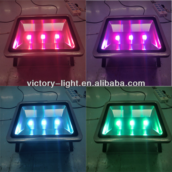 Aluminum Alloy IP65 AC WF2 150W RGB LED Flood Light