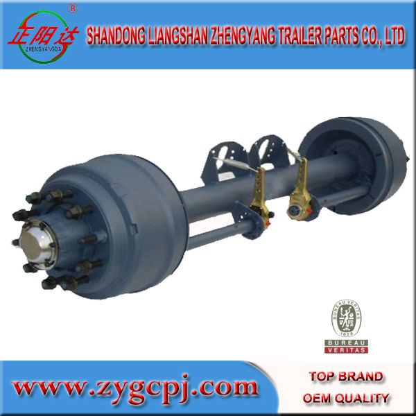 inboard/out board real American trailer bearing Axle series ,auto parts , semi trailer accessories