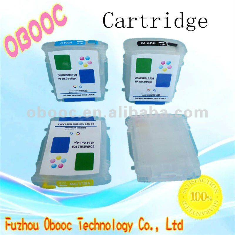 Hot Sale 4 Colored Compatible Refill Ink Cartridge For HP 4615 Printer