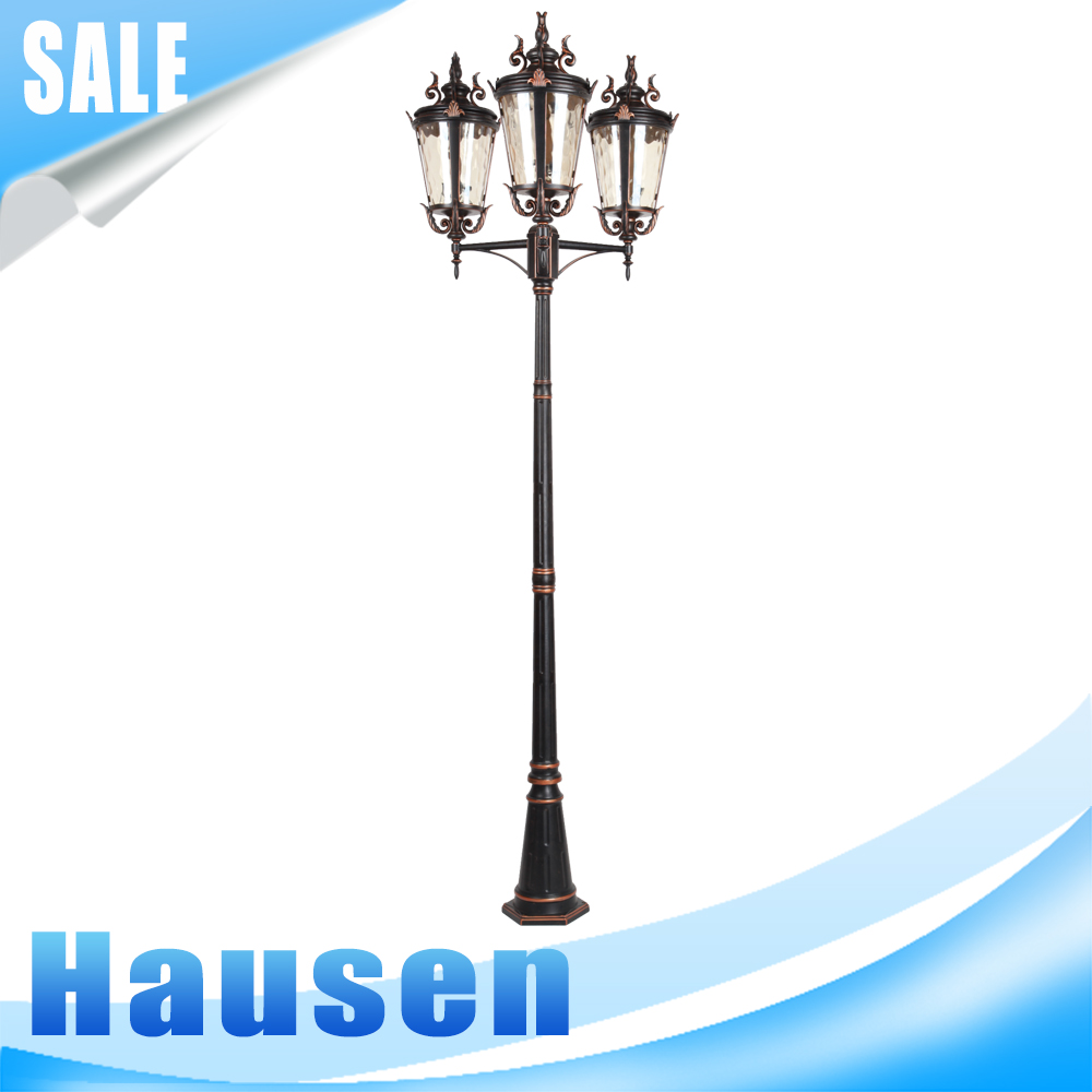 2016 factory well price street light 100W old fashioned street lights for sale